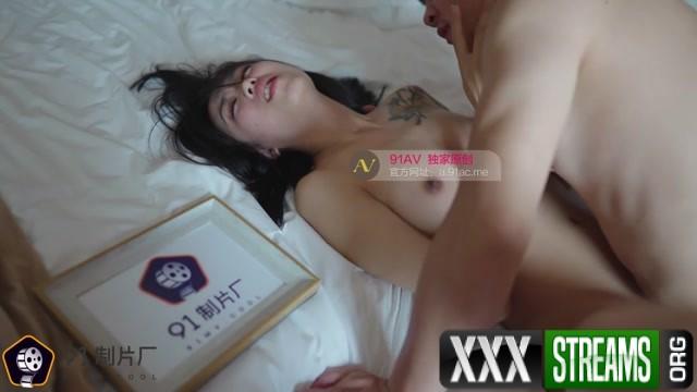 Lin Fengjiao The secret of the female spy Jelly Media 91CM 087 uncen 00010
