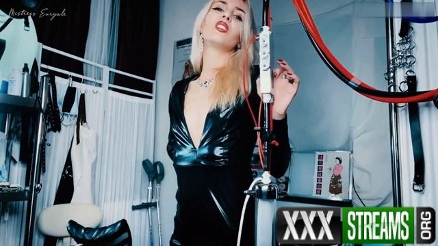 Mistress Euryale Milking Machine Trance 00006
