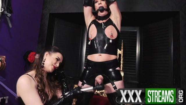 Goddess Gynarchy Sissy Orgasm Humiliation 00013