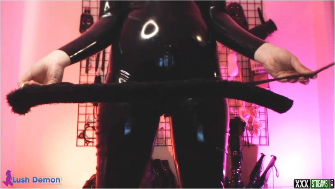 DemonGoddessJ – Cyber Collar 2 Remastered – Brainwash