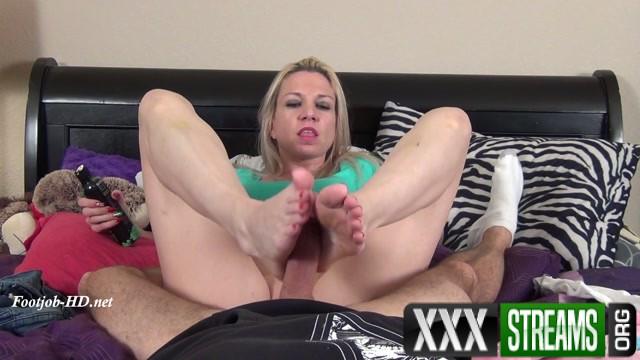 Babysitter Blackmail Fantasy Footjob Extreme Feet Clips Jessica Taylor 00009
