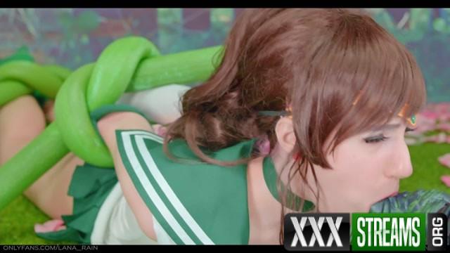 Lana Rain Sailor Jupiter VS Her True Desire 29.99 Premium user request 00005