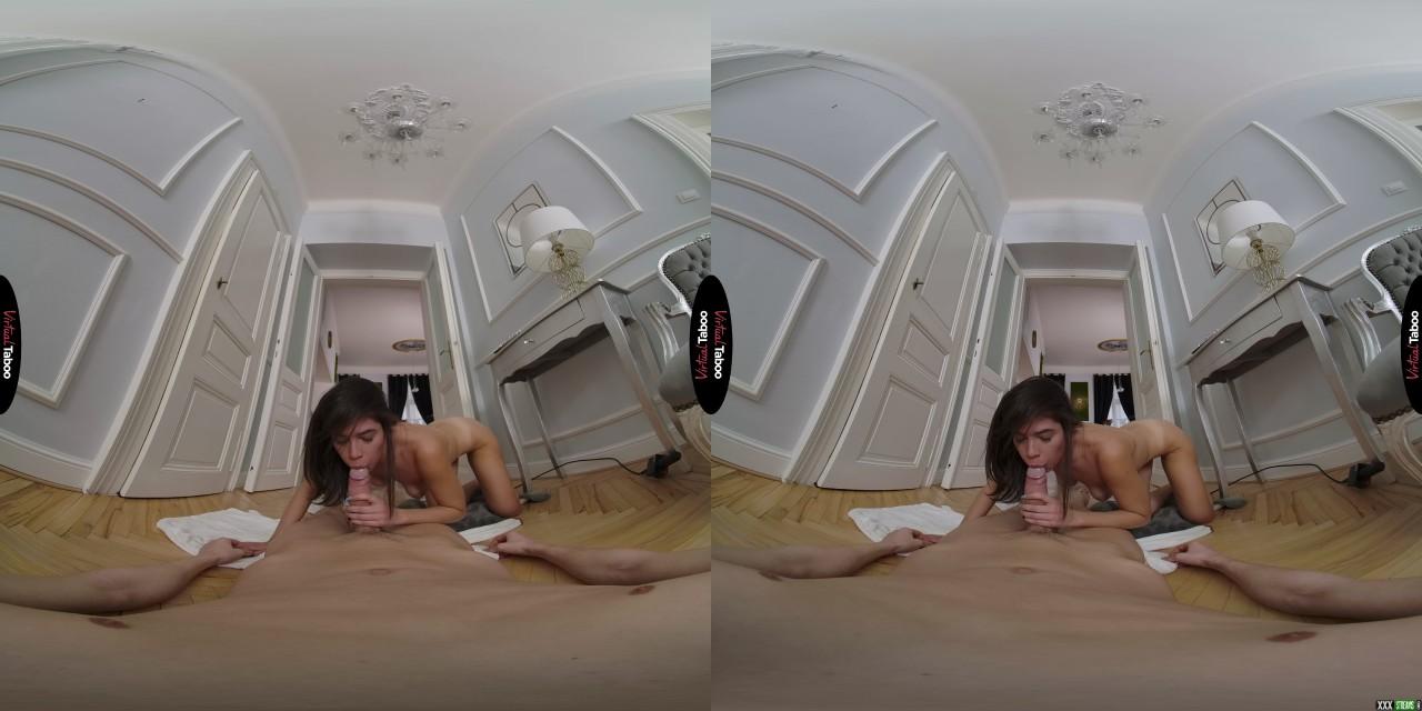 VirtualTaboo – More Than Friends – Elisabetta Zaffiro (Oculus 7K)