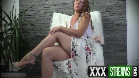 Miss Eva Tease ruined orgasme et Cei pour mon cul 00015