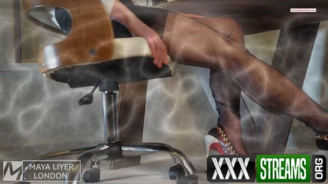 Maya Liyer Mesmerizing Stockings Therapist Fantasy 19.99 Premium user request 00000