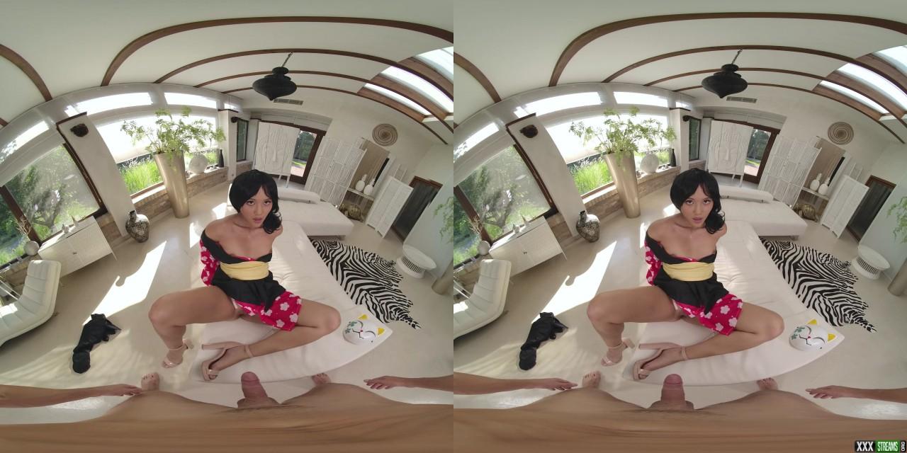 VRCosplayX – Kimetsu no Yaiba: Makomo – Mai Thai (Oculus Go 4K)