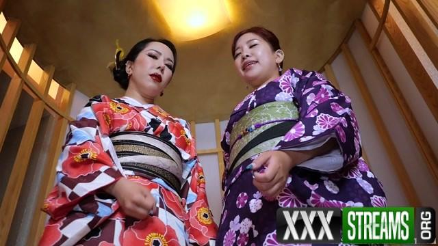Mistress Youko Double Japanese Humiliation JOI 00004