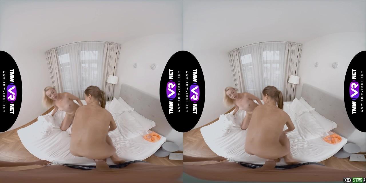 TmwVRNet – When two become threei – Rebecca Black Sarah Kay (Oculus Go 4K)