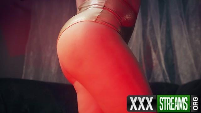 Goddess Alexandra Snow Red Hot Booty 00010
