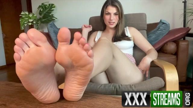 Missmaddysfeet How Foot Losers Cum 00014