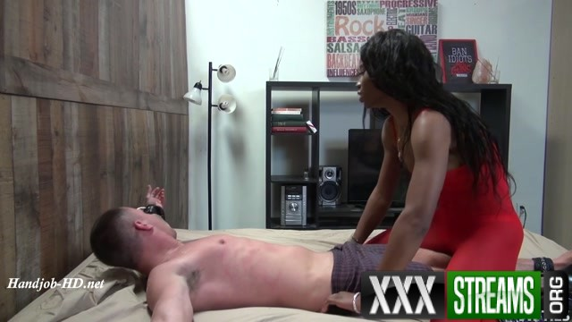 Brads First Time Tickled and Abused Males Mya Mays HandJob 00006