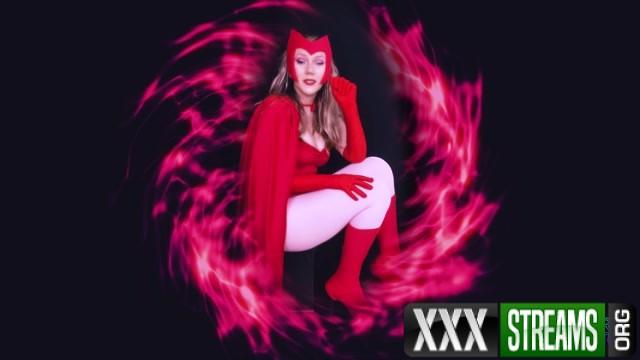 Bellatrix Bandit Scarlet Witch Mesmerized Foot Worship Part 1 00001