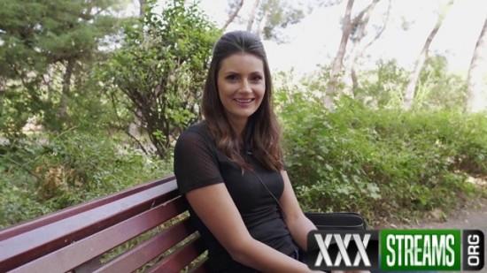PremiumBukkake presents Tina Tiny 2 bukkake interview 00003