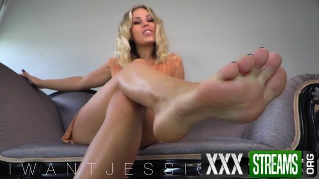 Goddess Jessica Foot Slave Freak 15.78 Premium user request 00008