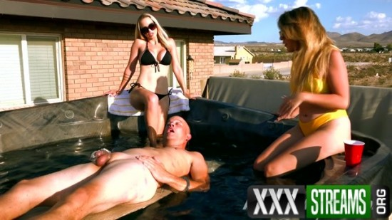 The Mean Girls Princess Skylar Goddess Platinum Waterboarded by the Mean Girls 00009
