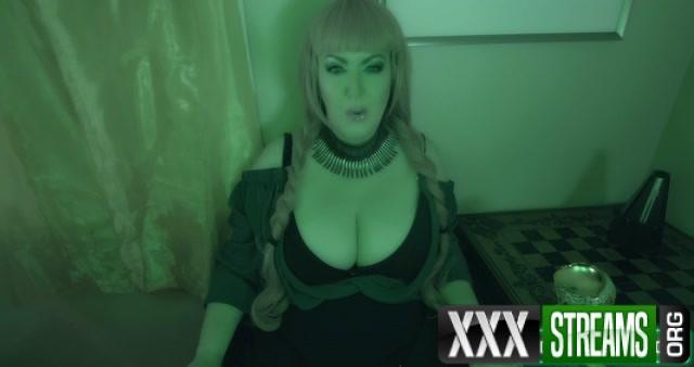 Goddess Zenova GREEN PLEASURE Mind Melt Smoke 00012