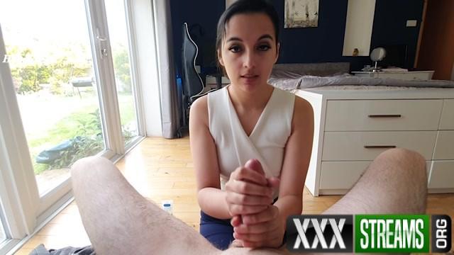 Your First Handjob With Mommy Summer Fox HandJob 00012