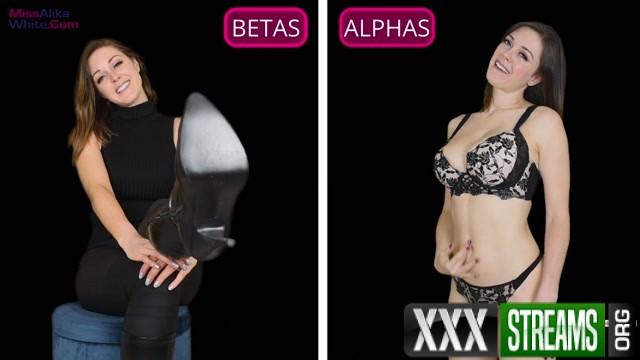 Miss Alika White Beta Discipline Training Cuckold 13.99 Premium user request 00008