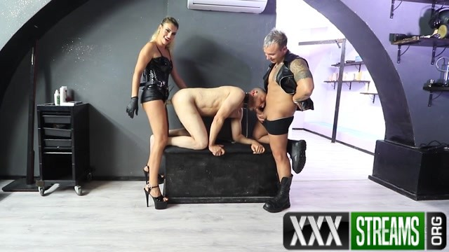 Mistress Iside Bisexual Strapon 00009
