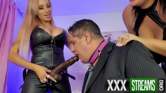 GoddessTaylorKnight – The Faggot Test